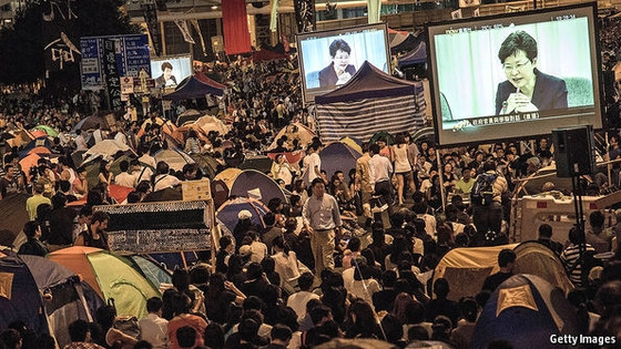 Hong Kong Contemplates Reform
