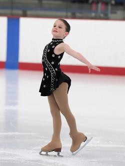Juvenile Pattern Dance, 2013