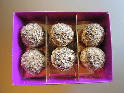 Dark Truffles/Coconut
