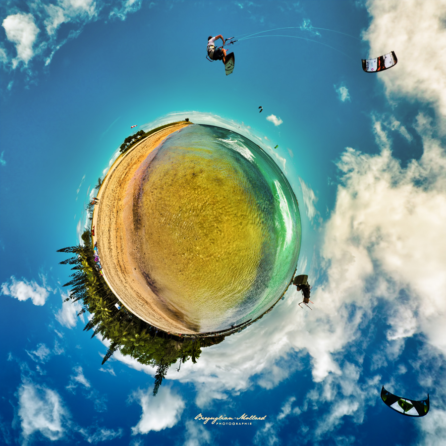 #40 kitesurf Noumea Nouvelle-Caledonie