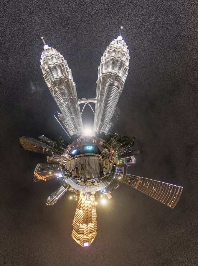 #4 Malaisie - Kuala Lumpur - Tours Petronas