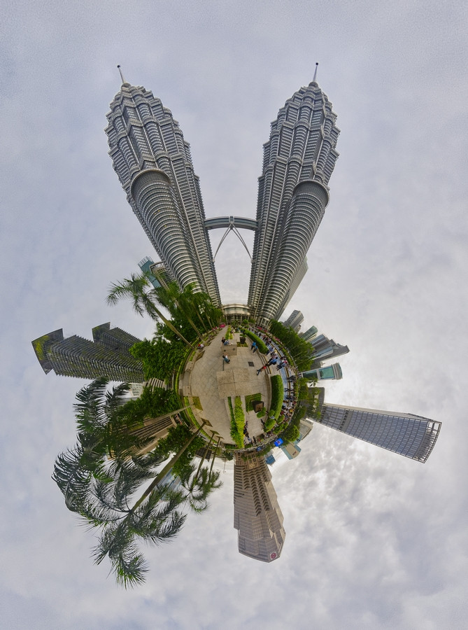 #5 Malaisie - Kuala Lumpur - Tours Petronas