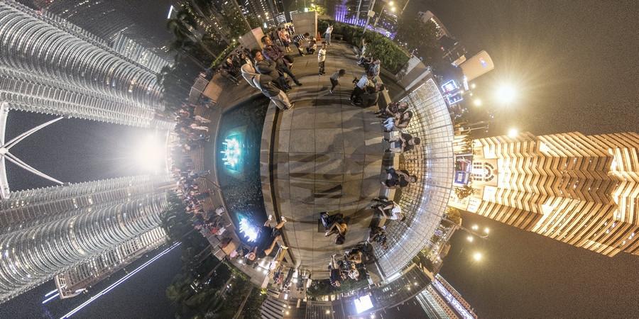 #2 Malaisie - Kuala Lumpur - Tours Petronas