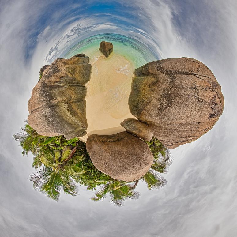 #15 Seychelles - Source d'Argent