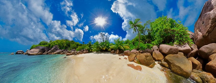 #5 Seychelles - Anse Lazio