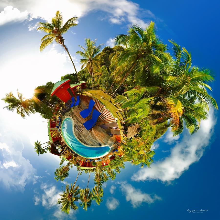 #1 L'oasis de Kiamu Lifou Nouvelle-Caledonie
