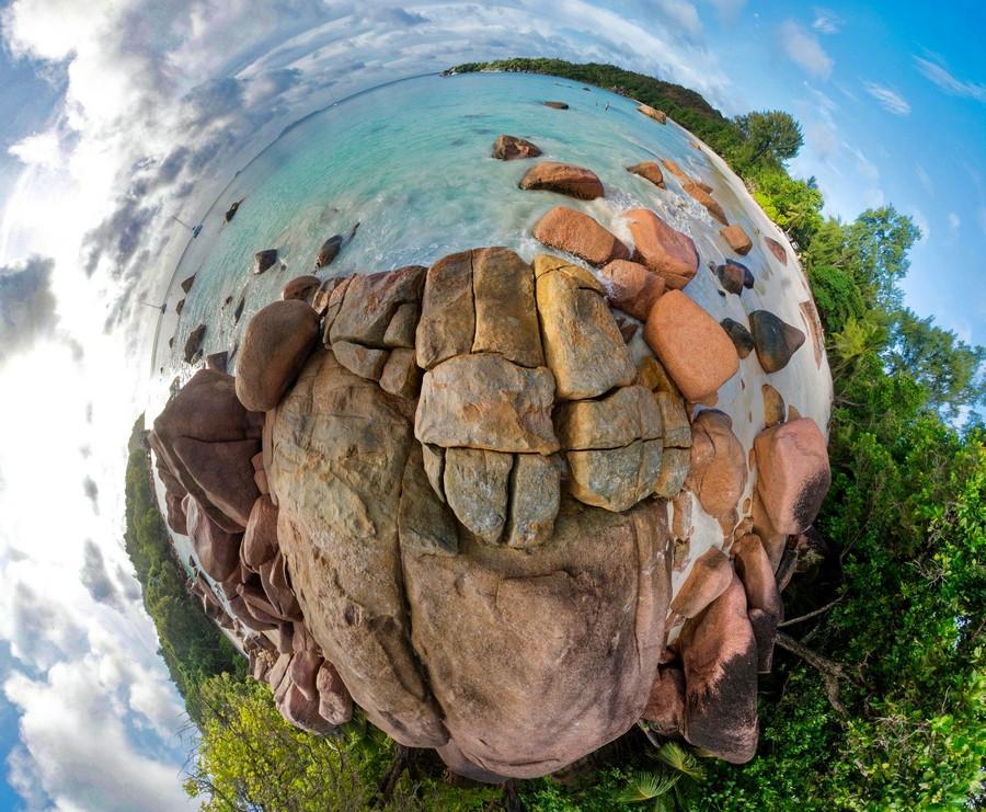 #15 Seychelles - Anse Lazio