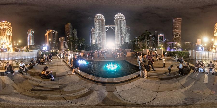 #1 Malaisie - Kuala Lumpur - Tours Petronas