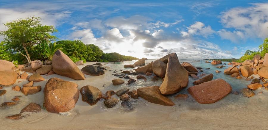 #12 Seychelles - Anse Lazio