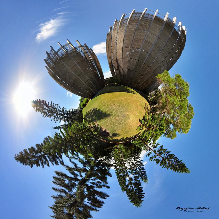 #41 Centre Tjibaou Noumea Nouvelle-Caledonie