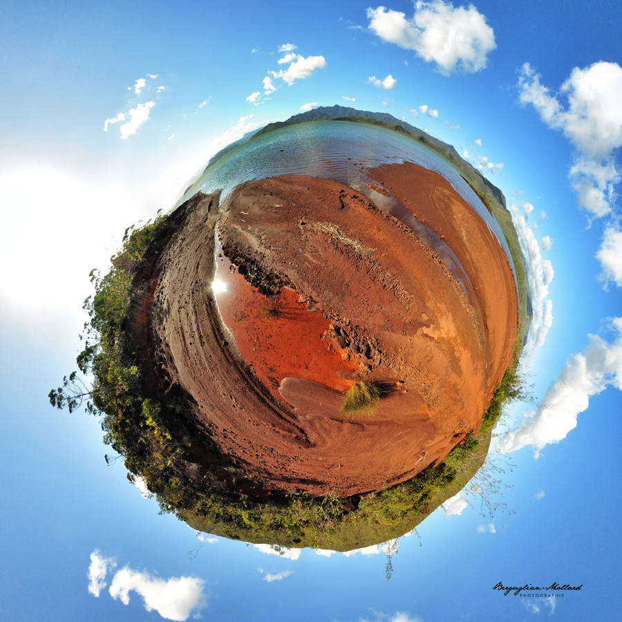 #33 Flaque rouge Grand Sud Nouvelle-Caledonie