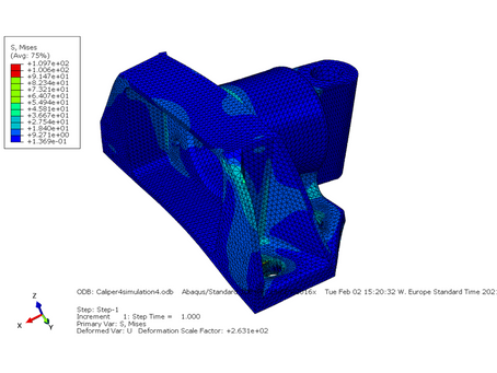 Structural and Aerodynamic analysis of the Delft Hyperloop V pod with Femto