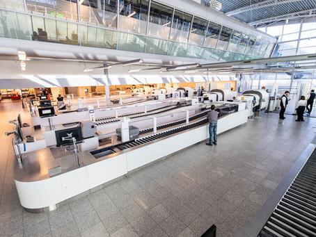 Hyperloop station security research with Vanderlande