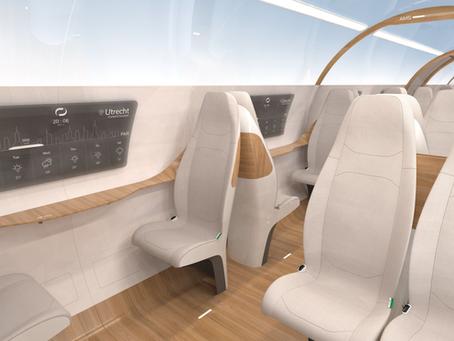 Defining the Hyperloop journey, a Hardt and Delft Hyperloop collaboration