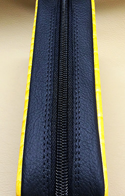Custom Double Stitching