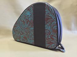 Custom Leather Stripe Inlay
