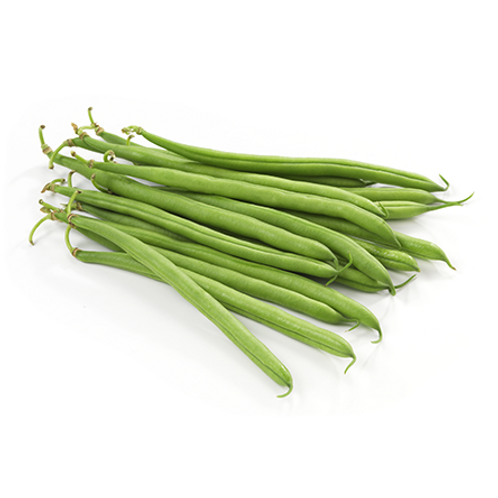 Fine Beans. Sold by the 100grms