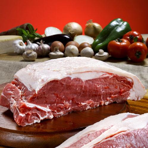 Dry aged Scotch Sirloin Steak