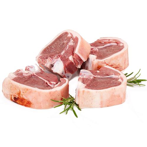 New Season Lamb Loin Chops