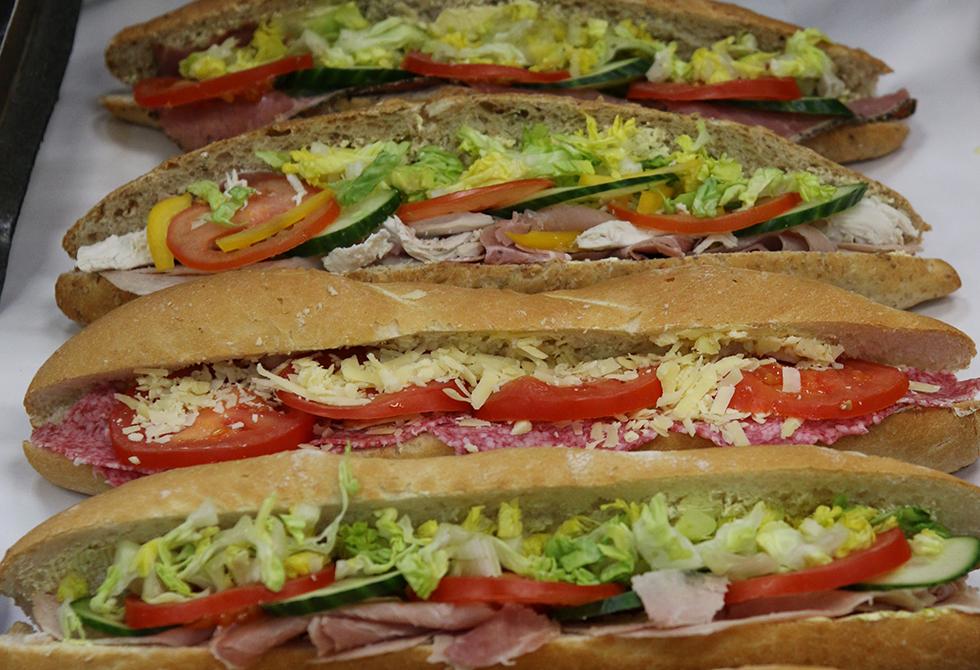Filled Sandwich
