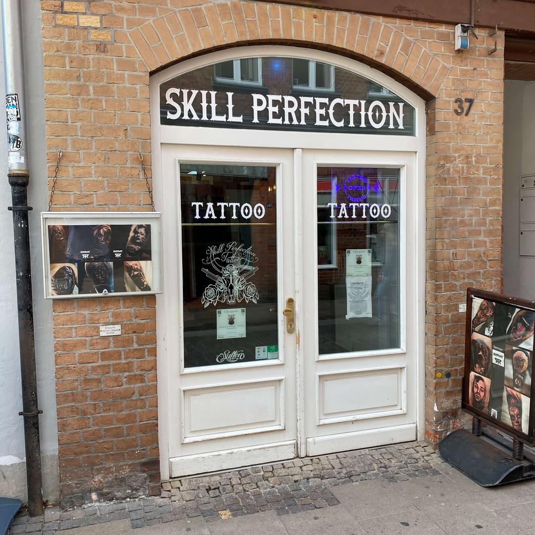 Skill Perfection Tattoo