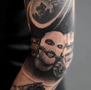 Work by Radu