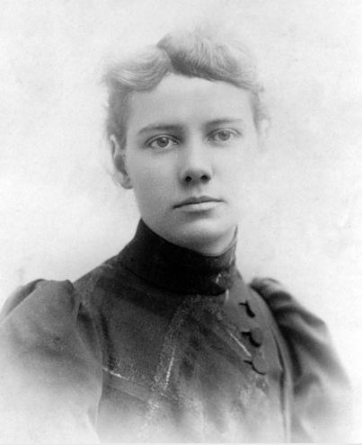 1ere femme journaliste d'investigation