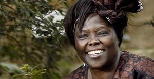 1ere femme africaine a avoir reçu le prix Nobel