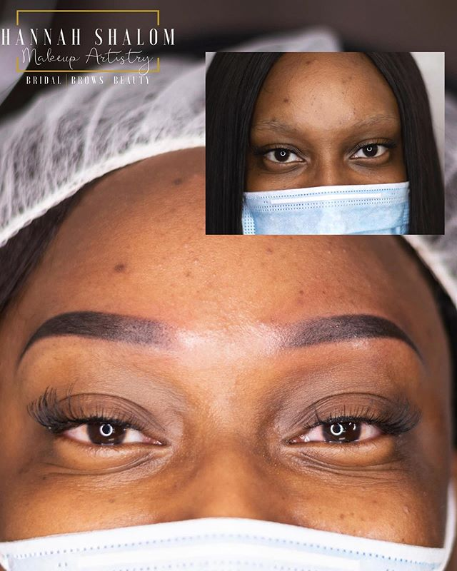 Did you know Powder brows (microshading)