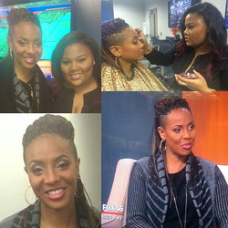 Rapper and Actress MC Lyte