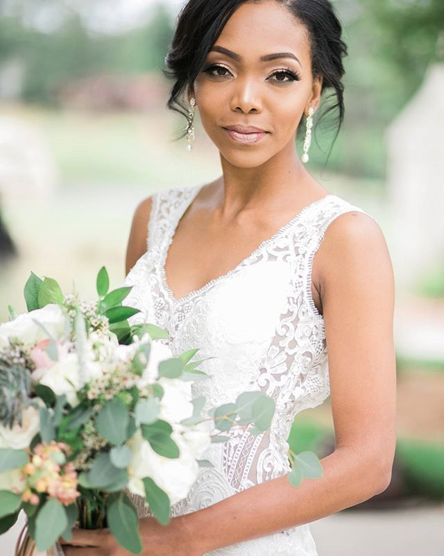 Stunning Bride Nadia