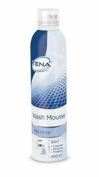 TENA 3 in 1 Wash Mousse