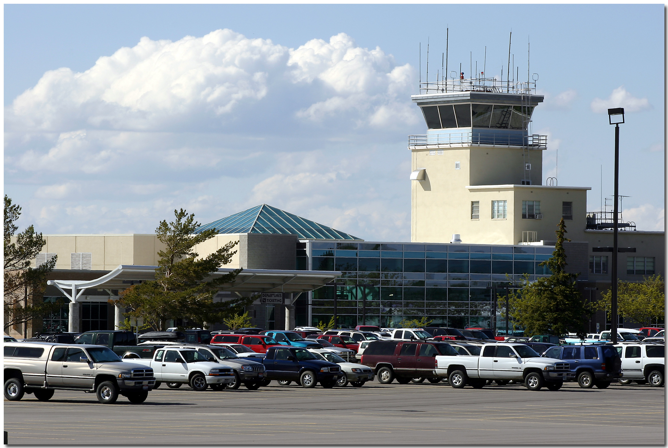 Idaho Falls Regional Airport Renovations