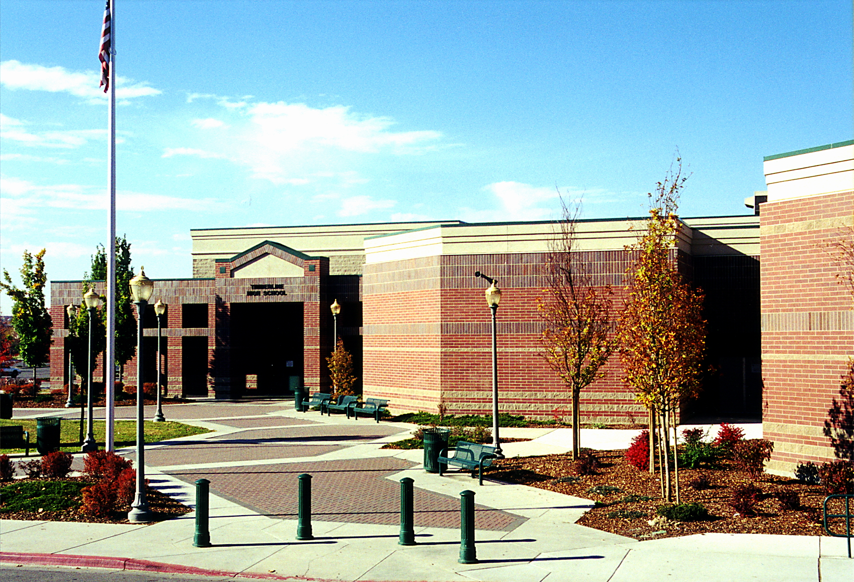 Timberline High School - Ext 1