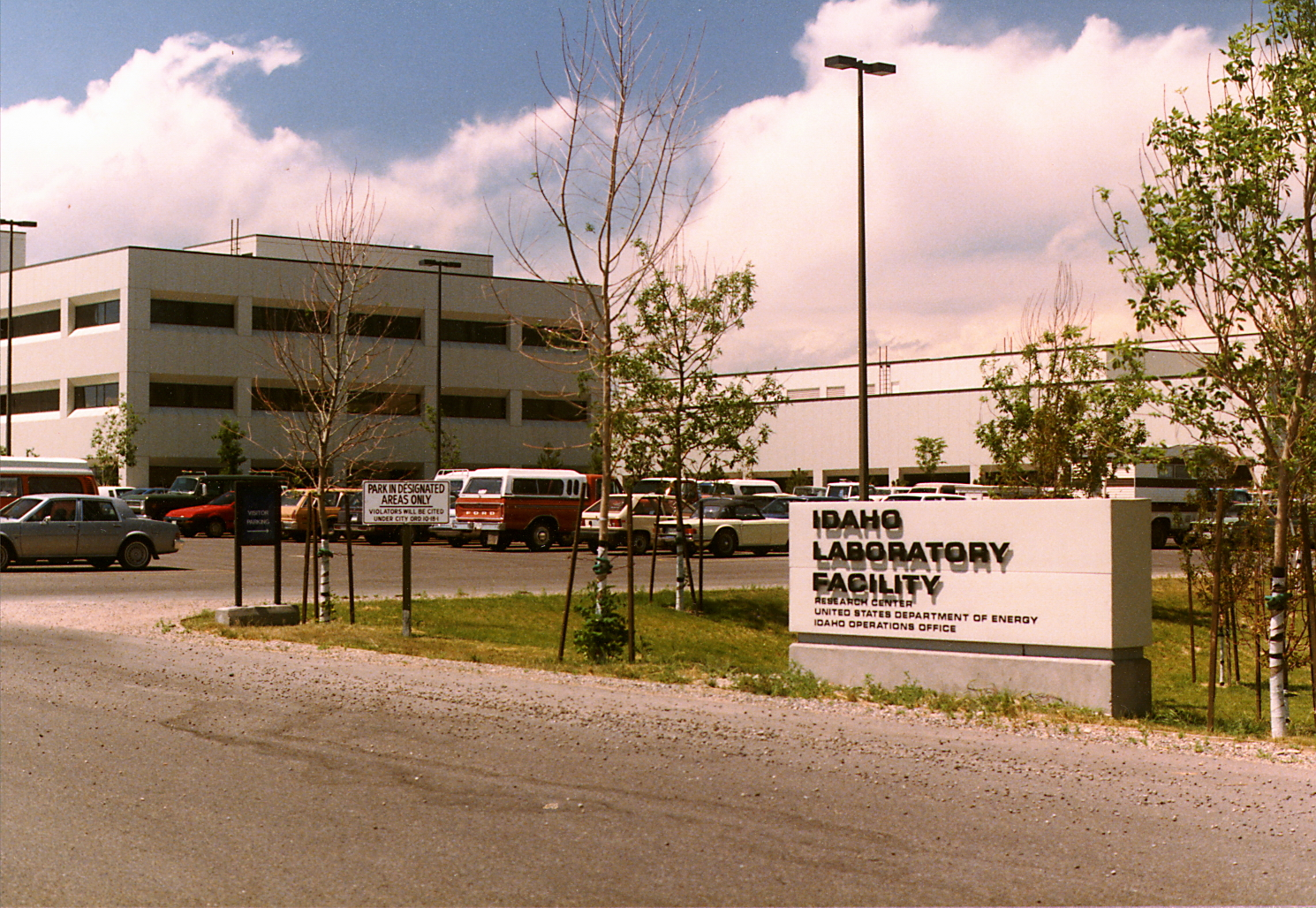 Idaho Lab Facility