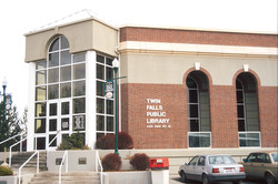 Twin Falls Library - Ext 2