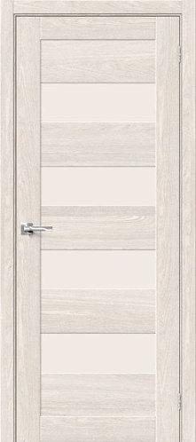 Межкомнатная дверь с покрытием 3D Б-23 /Ash White