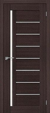 Межкомнатная дверь экошпон ST-13 / Wenge Veralinga