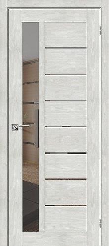 Порта-27 / Bianco Veralinga/Mirox Grey
