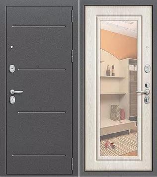 входная дверь Р3-216 беленый дуб
