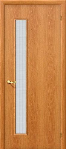 Ламинированная межкомнатная дверь ГОСТ ПО1 / миланский орех