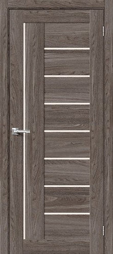 Межкомнатная дверь с покрытием 3D Б-29 / Ash Wood