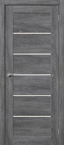 Межкомнатная дверь экошпон L-22 / Chalet Grasse