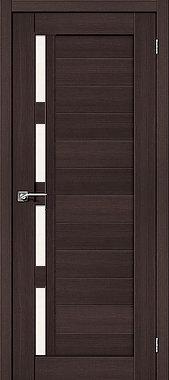 Межкомнатная дверь экошпон ST-25 / Wenge Veralinga