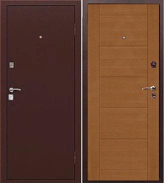 Входная стальная дверь ТЕХНО -03.2