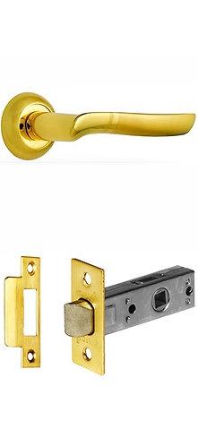 ручка дверная Генуя/золото