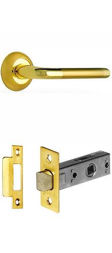 ручка дверная Ферарра/золото