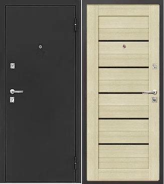 входная дверь Йошкар Ола Евро (антик серебро темное/дуб)