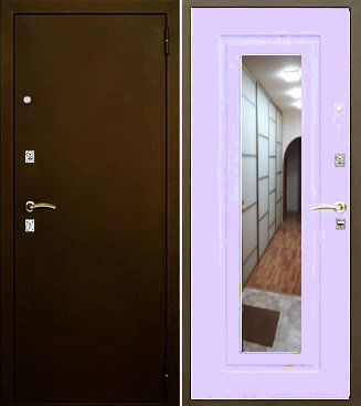 """входная дверь Йошкар Ола Маэстро (антик медь/ ларче светлый """"капучино"""")"""