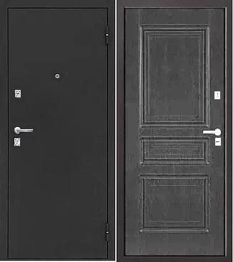 входная дверь Евро (антик медь/венге)